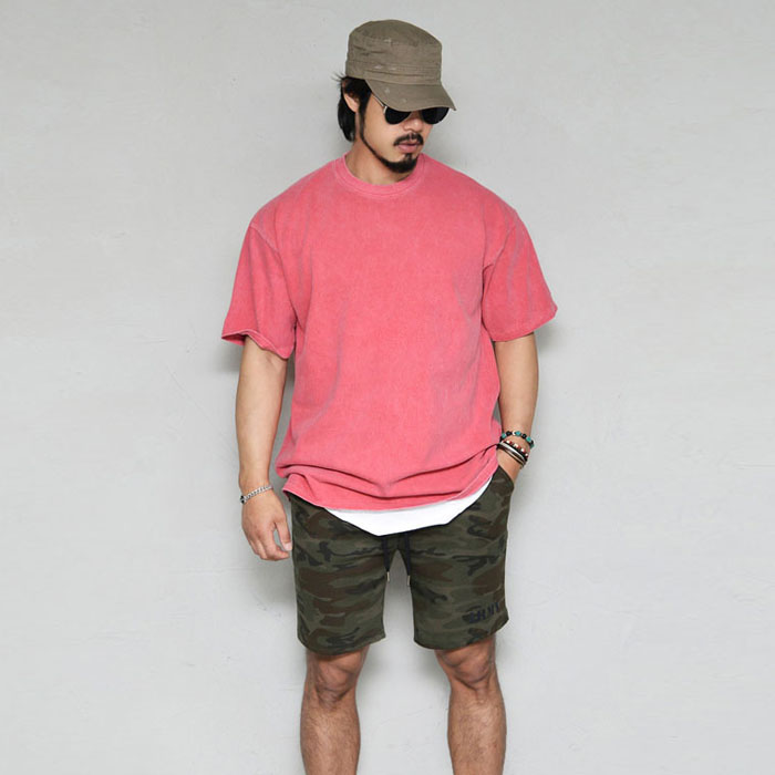 VTG Pigment Loose Fit Round-Tee 275