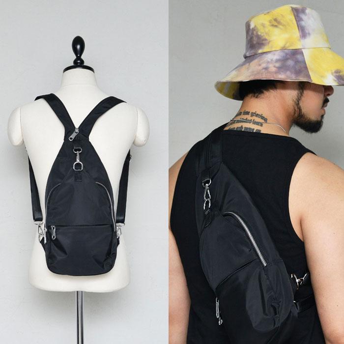 Two Way Backpack Hipsack-Bag 224