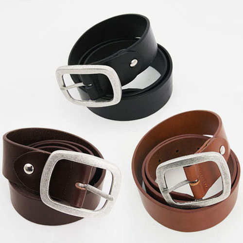 men's 10yrs cowhide belt