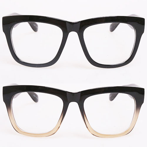 Chic Oversized Acetate Glasses-Glasses 04