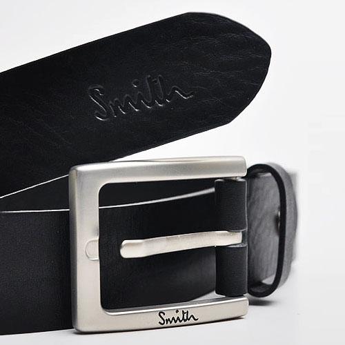 Modern Cowhide Dress Belt-Belt 43