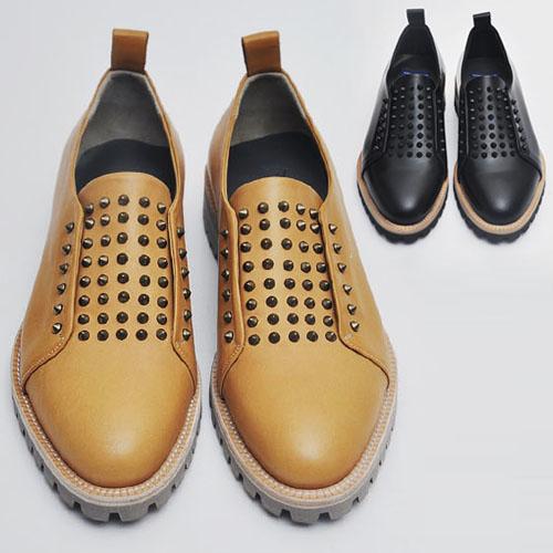 Deluxe Stud Dandy Walker Loafer-Shoes 97