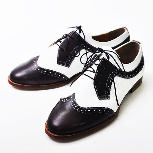 Psy Gangnam Style Brouge Oxford-Shoes 152