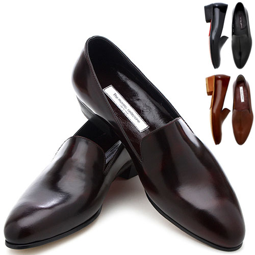 Minimal Dandism Leather Slip On Loafer-Shoes 183