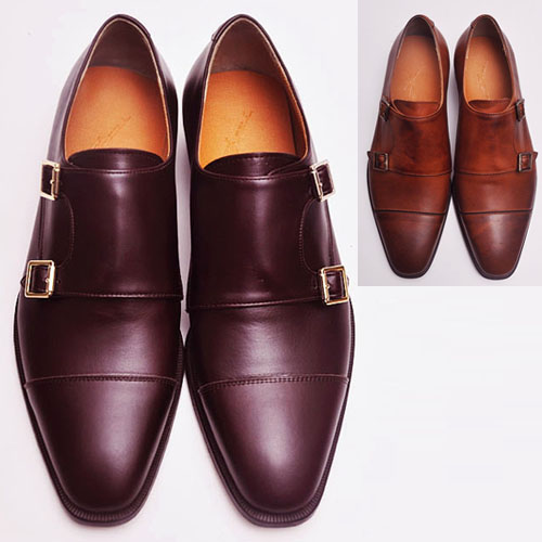 Sleek & Sexy Monk Strap Dress-Shoes 93
