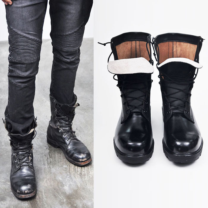 Authentic Military Combat Boots-Shoes 135