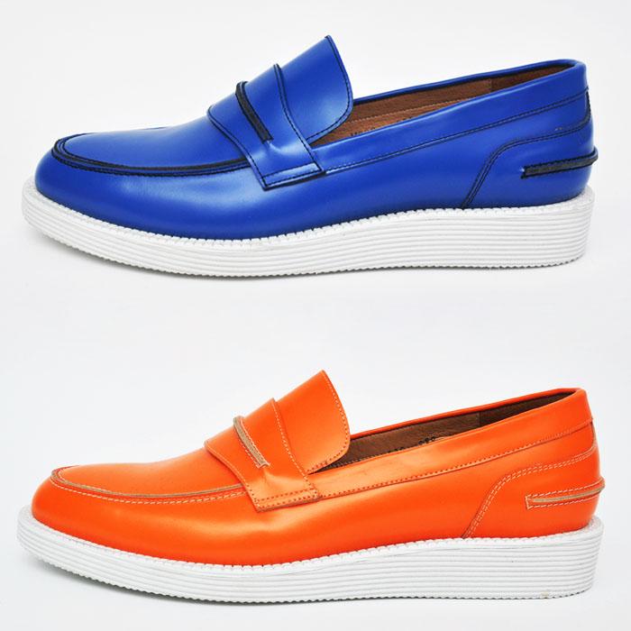 Vibrant Custom Mango Slip On Cleeper-Shoes 276
