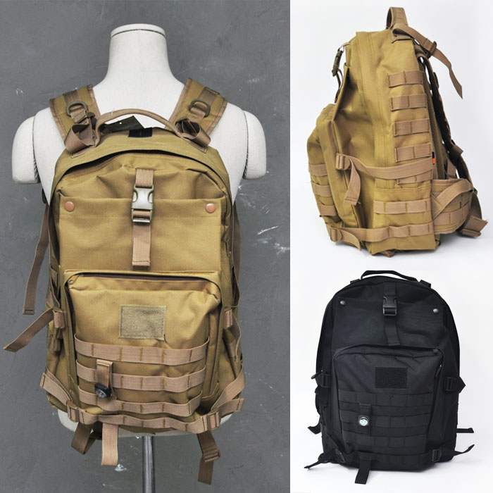 Rugged Military Edge Compass Backpack-Bag 130
