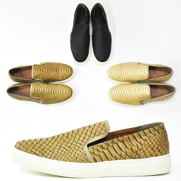 Glamorous Anaconda Slipon Custom Loafer-Shoes 300