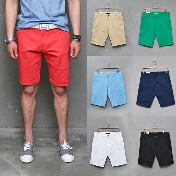 Special Price Basic Shorts-Shorts 71