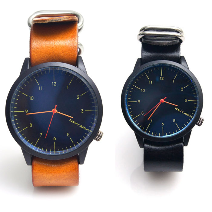 Silver Buckle Strap Casual-Watch 66