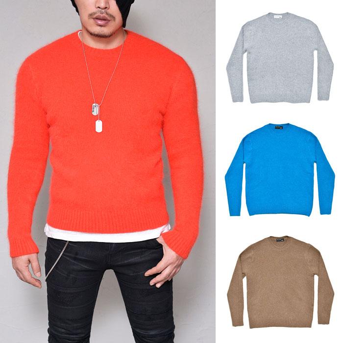Premium Angora Wool Sweater-Knit 171