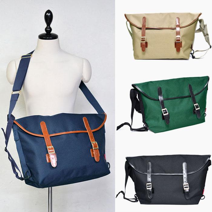 Versatile Canvas Compact Cross-Bag 190