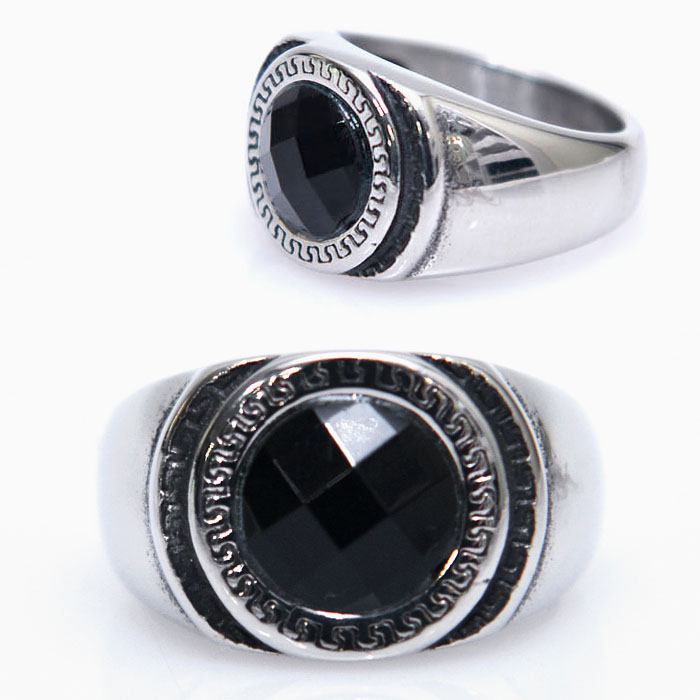 Dark Edge Onix Steel Ring-Ring 65