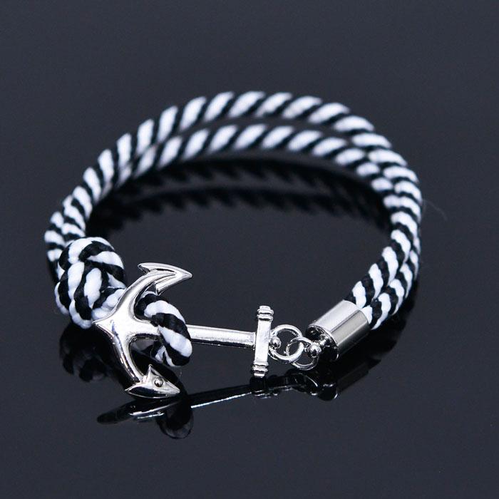 Anchor Twine Dual Cuff-Bracelet 434