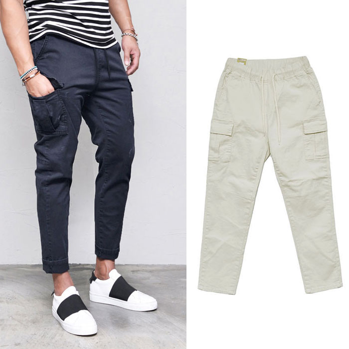 Super Stretchy Banding Cargo-Pants 318
