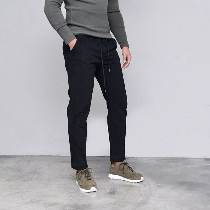 Warm & Comfy Fleece Banding-Pants 386