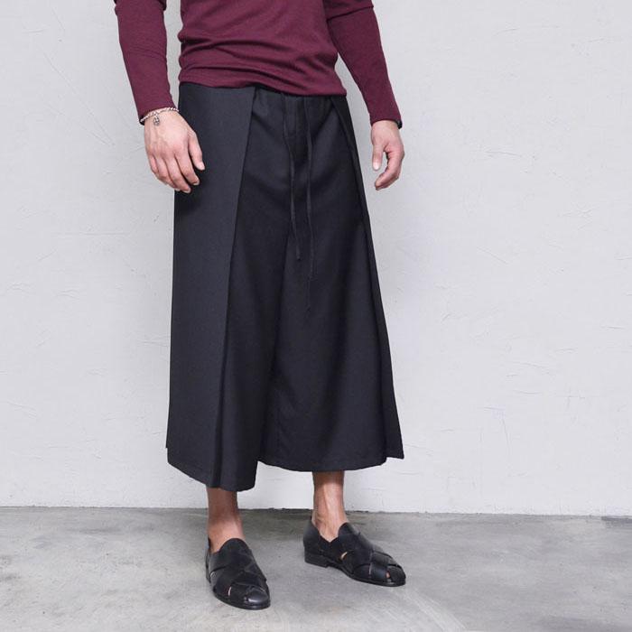 Avant-garde Skirt Baggy-Pants 407