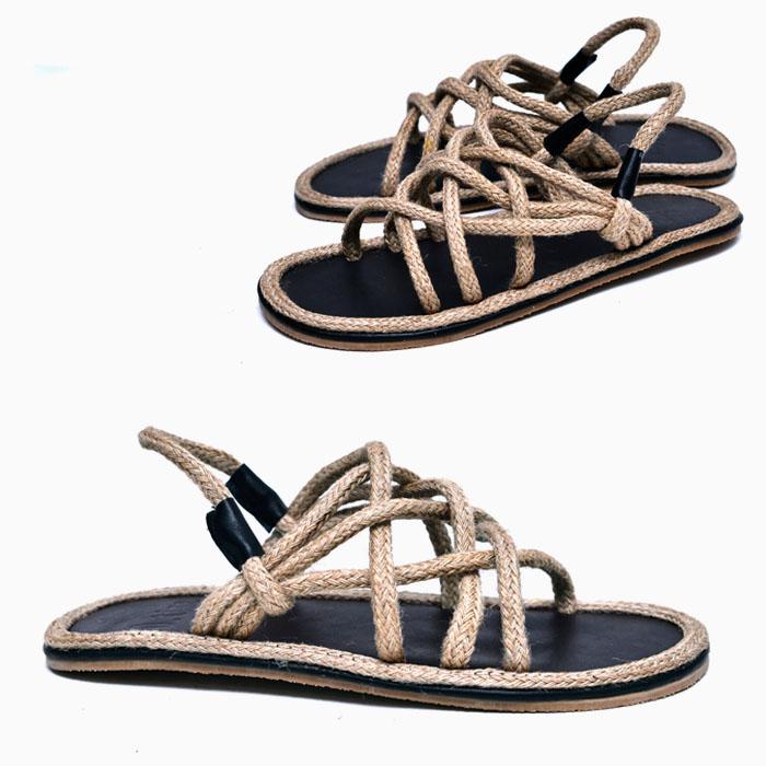 Espadrill Gladiator-Shoes 721