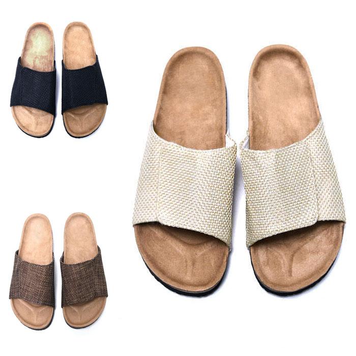 Clean Cut Waffle Sandals-Shoes 722