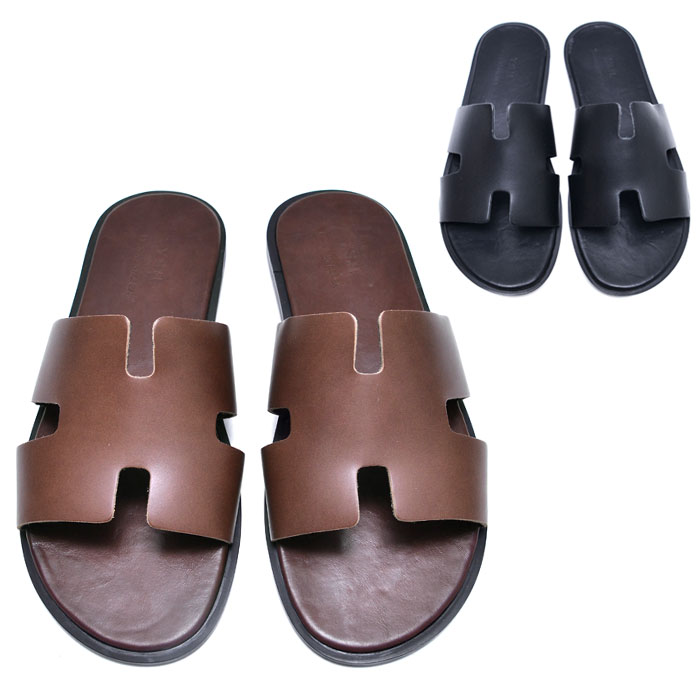 Clover Leather Sandal-Shoes 723