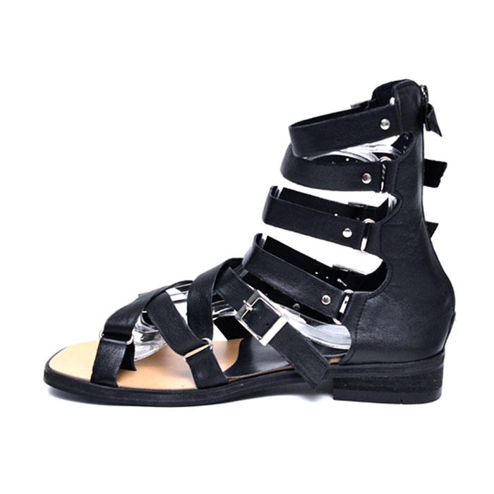 Clean Cut Classy Gladiator-Shoes 732