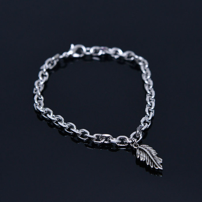 Laurel Chain Cuff-Bracelet 473