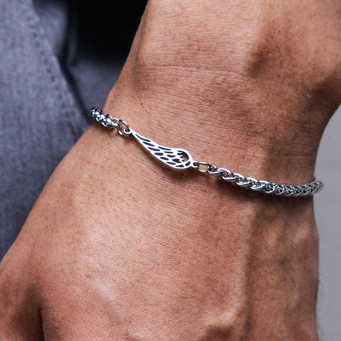Wing Chain Cuff-Bracelet 477