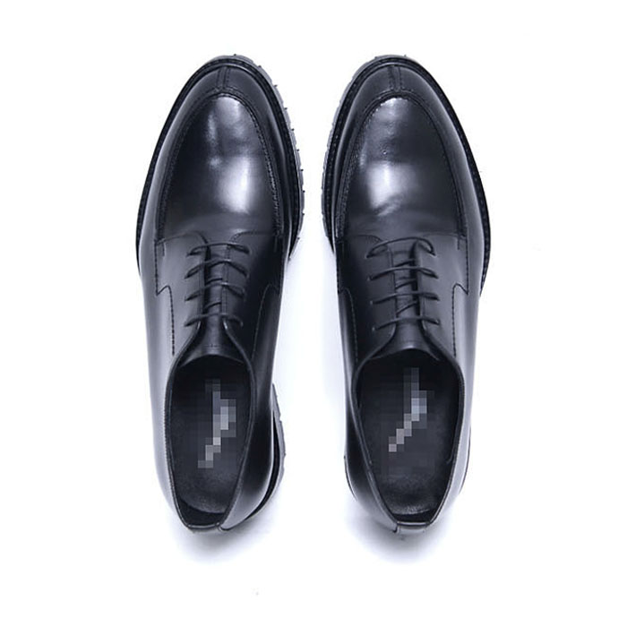 Classy Clean Cut Oxtords-Shoes 791