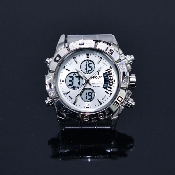 Digital Analogue Mix chronograph-Watch 85
