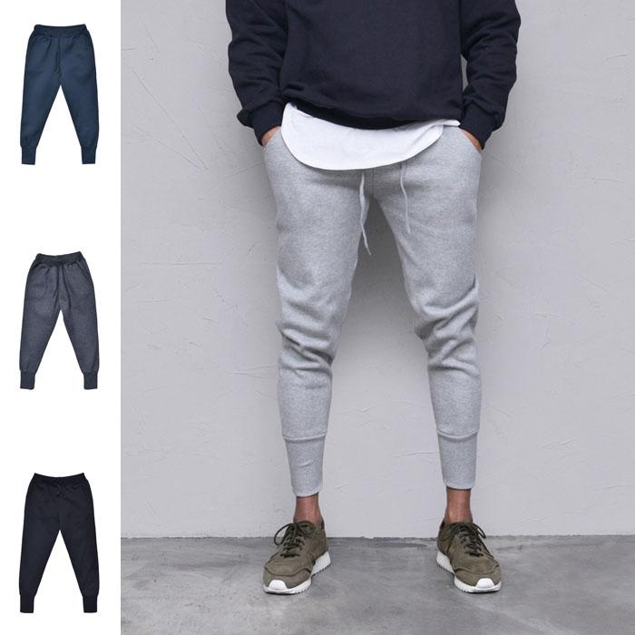 Basic Fleece Ankle Jogger-Sweatpants 414