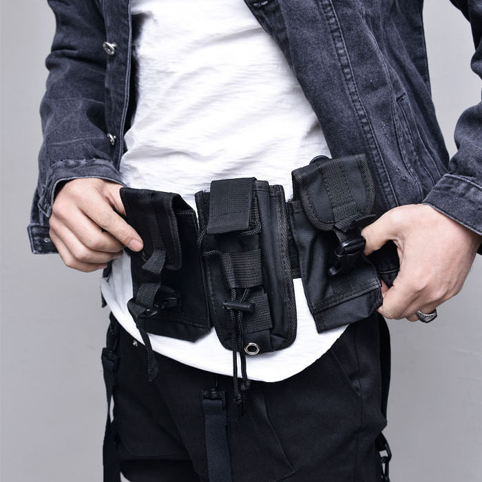 Techwear Military Magazine Hipsack-Bag 218