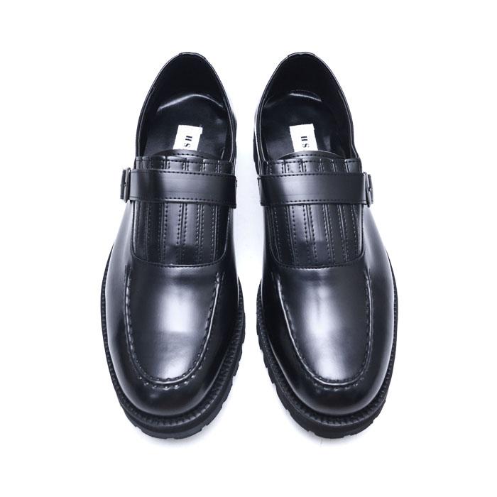Buckle Strap Dress Shoes-Shoes 796