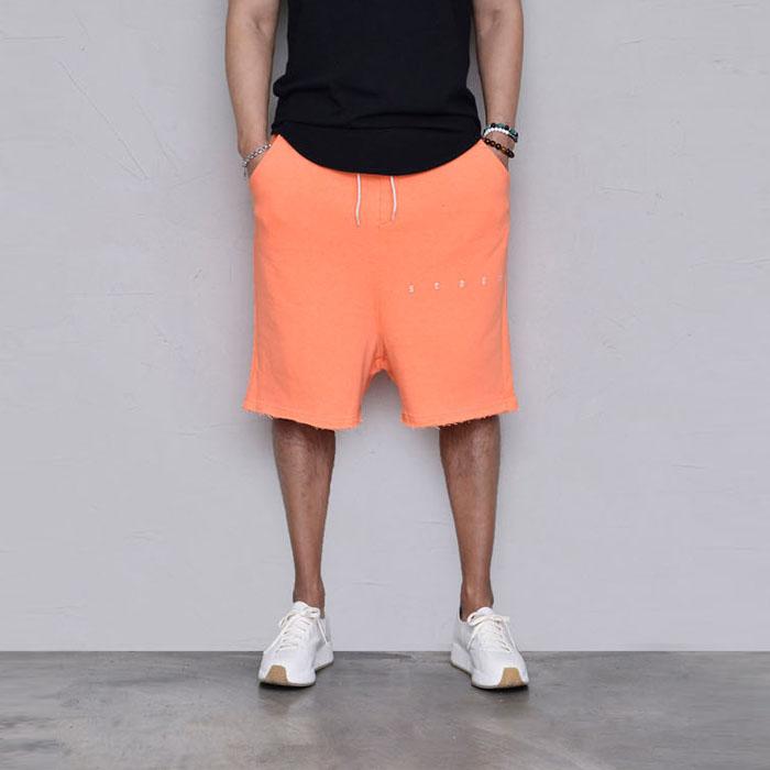 Coloful Jersey Baggy Shorts-Shorts 224