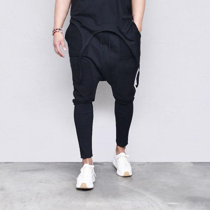 Excellent fit Baggy Sweats-Pants 566