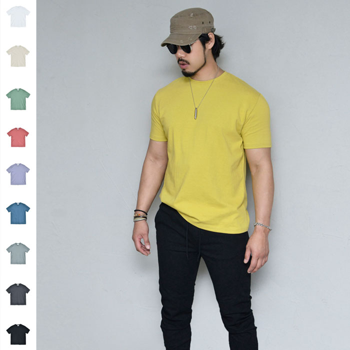 Pastel Comfy Daily Round-Tee 250