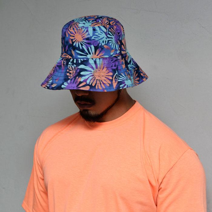 Tropical Vacation Bucket-Hat 117