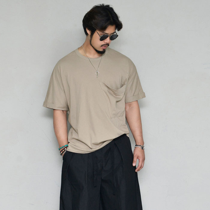 Avan-garde Big Pocket Round-Tee 280