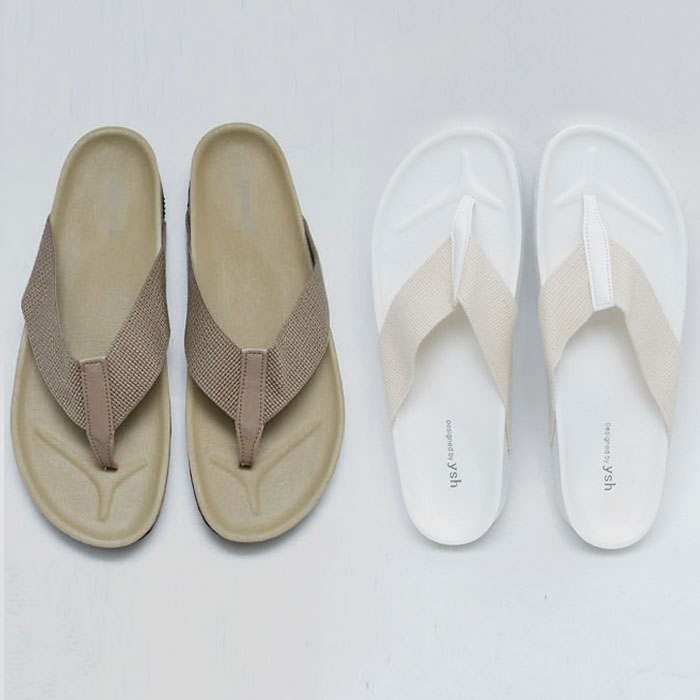Light-weight Cushiony Thongs-Shoes 816