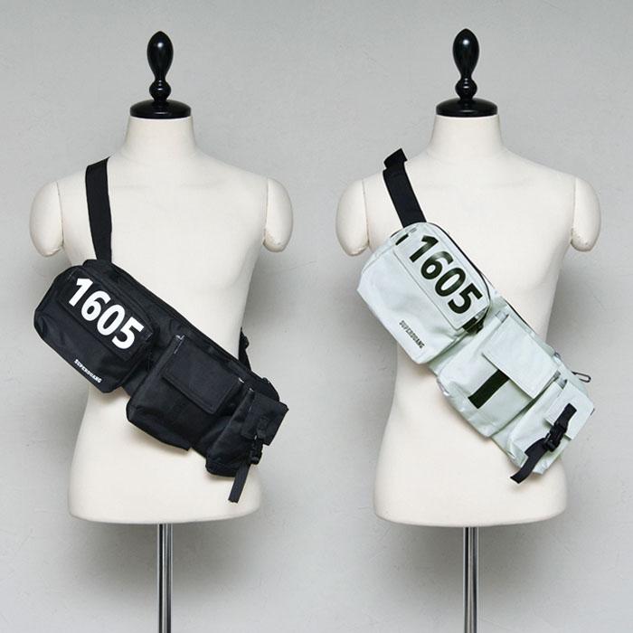 Multi Cargo Cross Bodybag-Bag 226