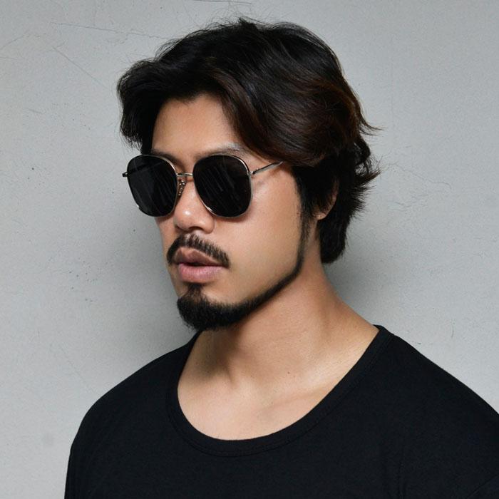 Big Size Fashion Aviator-Sunglasses 128