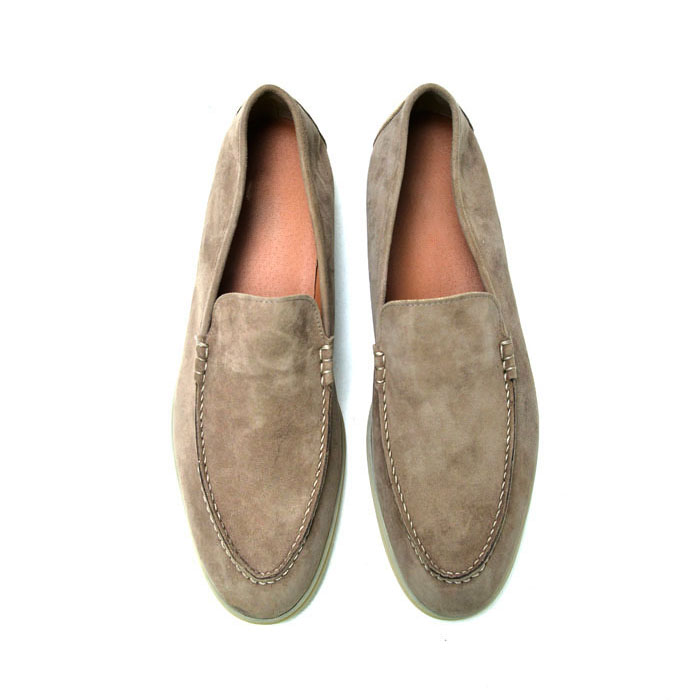 Classy Suede Slipon Loafer-Shoes 827