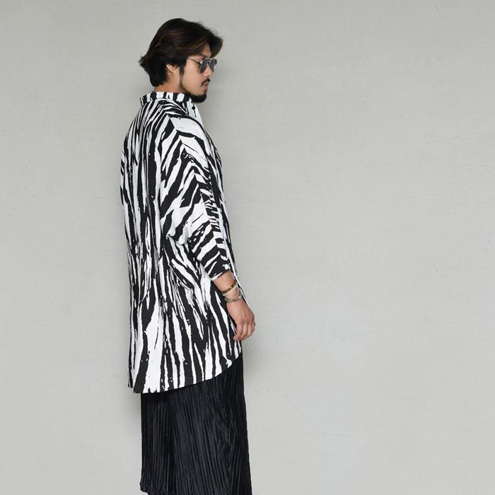 Ray Fit Zibra Unbalance Long-Shirt 323