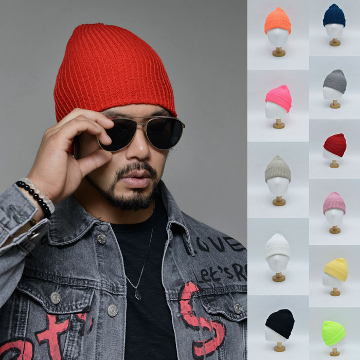 11 Colorful Daily Beanie-Hat 120