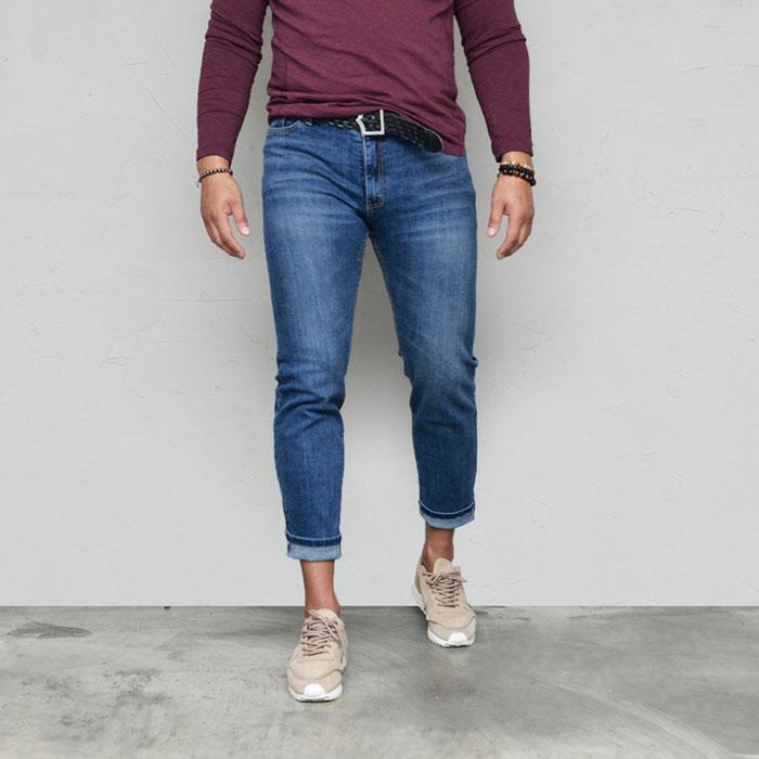 Body-skimming Stretchy Slim-Jeans 577