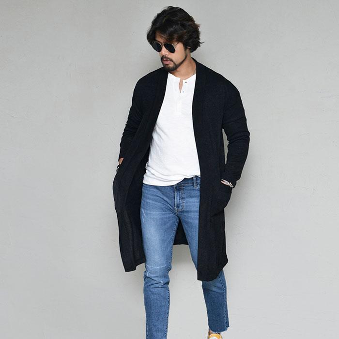 Daily Shawl Long Knit Jacket-Cardigan 315
