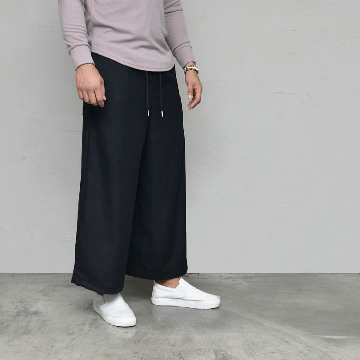 Ultra Wide Volume Banding-Pants 625