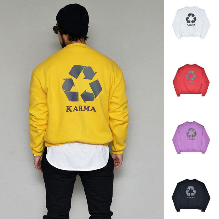 Karma Soft Cozy Fleece Round-Tee 349
