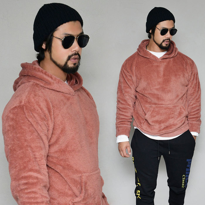 Warm & Cozy Fleece Pullover-Hoodie 356