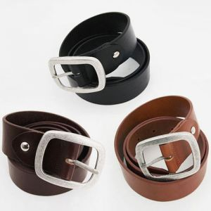 men's 10yrs cowhide belt